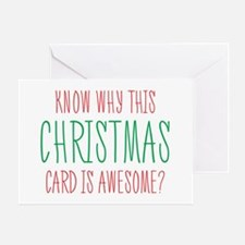 Awesome Christmas Greeting Cards