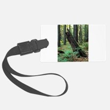 Mossy Giant Luggage Tag