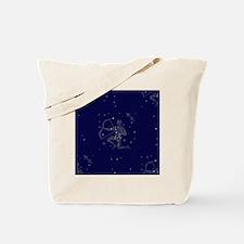 stars sagittarius Tote Bag
