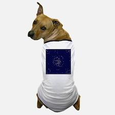 stars sagittarius Dog T-Shirt
