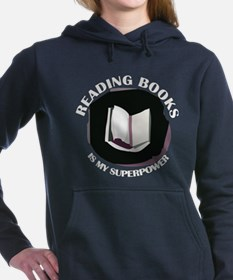 Literacy Women's Hooded Sweatshirt