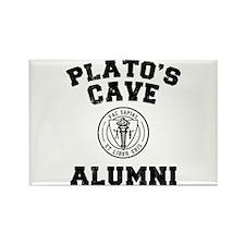 Plato Rectangle Magnet