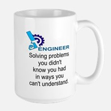 ENGINEERSolving problems you didn't kno Mug