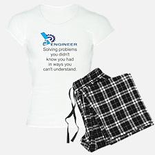 ENGINEERSolving problems yo Pajamas