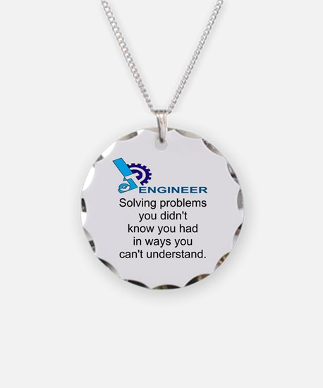 ENGINEERSolving problems you Necklace