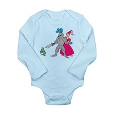 Funny Fairy baby Long Sleeve Infant Bodysuit