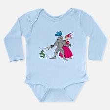 Cute Fairy baby Long Sleeve Infant Bodysuit
