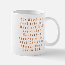 A Positive Meal Mugs