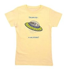 Cute Guinea Girl's Tee