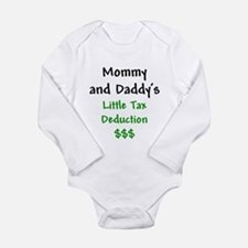 Cute Irs Long Sleeve Infant Bodysuit