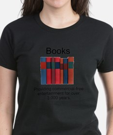 Cute Books Tee