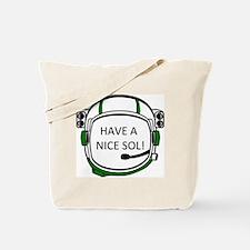 Martian Tote Bag