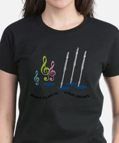 Band flute Tee