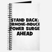 STAND BACK: Hormone-Induced P Journal