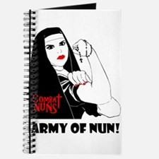 Army of Nun! Journal