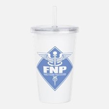 FNP (diamond) Acrylic Double-wall Tumbler