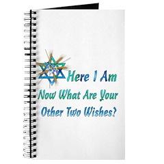 Home For Hanukkah Journal