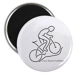 Mountain Biker's Magnet (10 pack)
