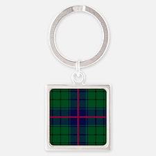 Davidson Scottish Tartan Keychains