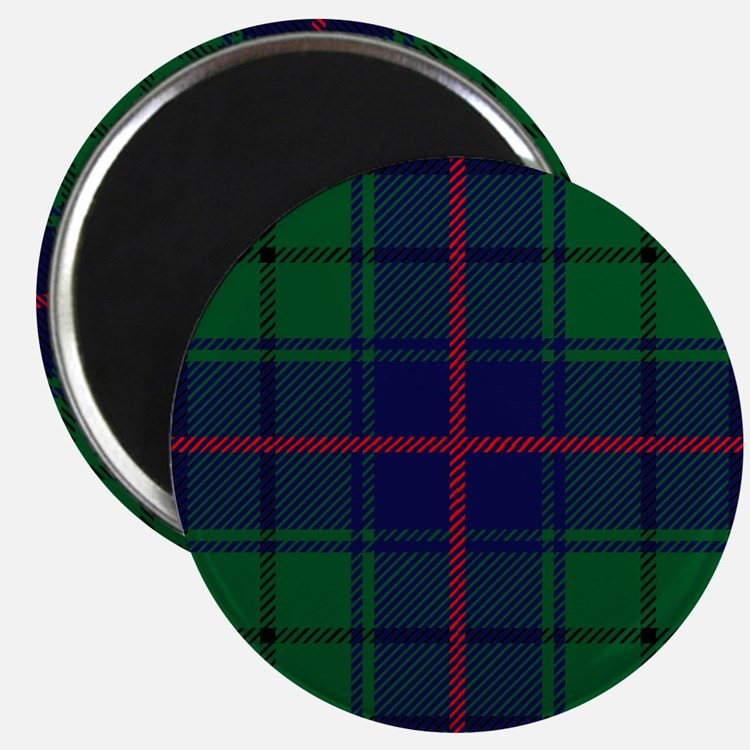 Davidson Scottish Tartan Magnets