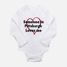 Unique Locale Long Sleeve Infant Bodysuit