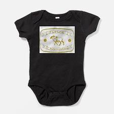Unique Buster Baby Bodysuit