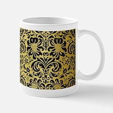 DMS2 BK MARBLE GOLD (R) Mug