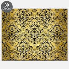 DMS1 BK MARBLE GOLD (R) Puzzle