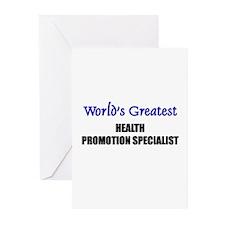 Worlds Greatest HEALTH PROMOTION SPECIALIST Greeti