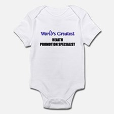 Worlds Greatest HEALTH PROMOTION SPECIALIST Infant