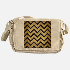 CHV9 BK MARBLE GOLD (R) Messenger Bag