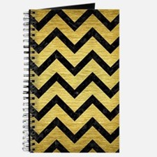 CHV9 BK MARBLE GOLD (R) Journal