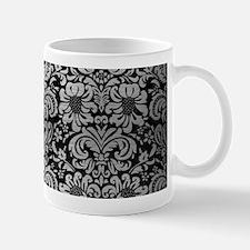 DMS2 BK MARBLE SILVER Mug