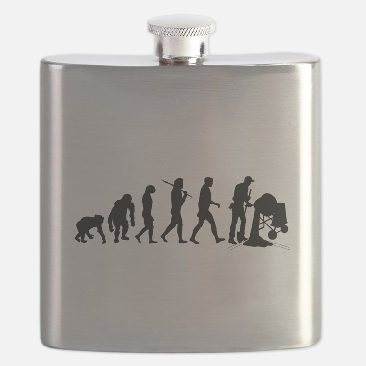 Concrete Mixer Flask