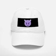 devil emoji Baseball Baseball Cap
