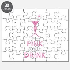Pink Your Drink Puzzle