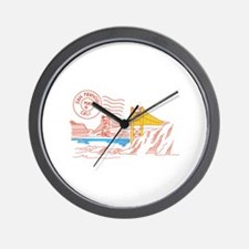 Travel San Francisco Wall Clock