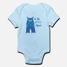 Be Kid Again Body Suit