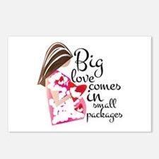 Big Love Postcards (Package of 8)