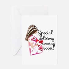 Special Delivery Greeting Cards