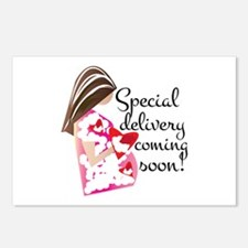 Special Delivery Postcards (Package of 8)