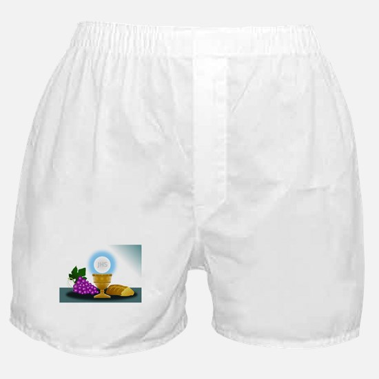 eucharist Boxer Shorts