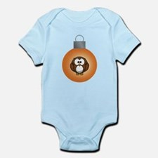 ORNAMENT - OWL Infant Bodysuit