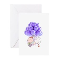 Welcome Baby Greeting Cards