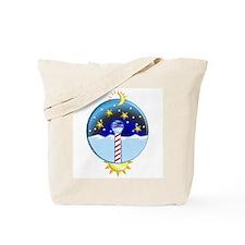 Artic Pole Tote Bag