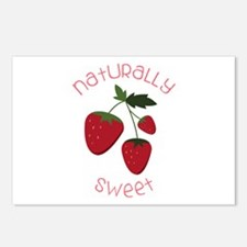 Naturally Sweet Postcards (Package of 8)