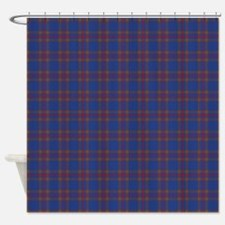 Elliot Scottish Tartan Shower Curtain