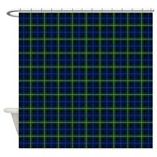 Forbes Scottish Tartan Shower Curtain