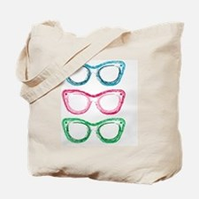 Cute Optician Tote Bag