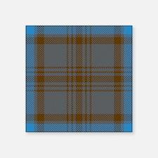 Hanna Scottish Tartan Sticker